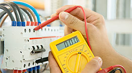 Objektu elektrotīklu apkalpošanu